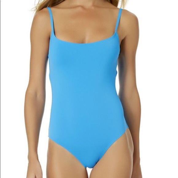 424d4cc72b4233 Anne Cole Swim | Womens One Piece Teal Suit Size 8 | Poshmark